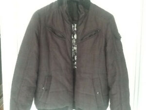 Guess Men's Winter Bomber Jacket