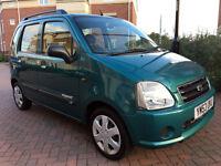 Suzuki Wagon R 1.3 GL (green) 2004