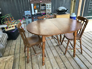 Knechtel Dining Set Buy Amp Sell Items Tickets Or Tech In