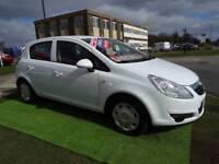 2010 Vauxhall Corsa 1.3 CDTi ecoFLEX Exclusiv 5dr