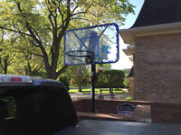 HUFFY PICK N ROLL BASKETBALL NET - *EXCELLENT CONDITION