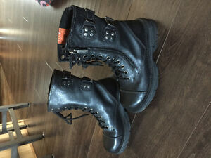 Women's Harley boots size 6