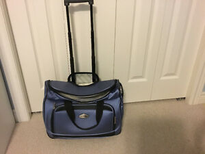 Wheeled, laptop bag
