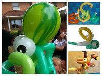 Balloon Animal Twister Artist