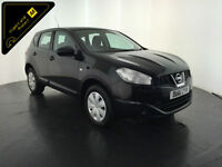 2011 61 NISSAN QASHQAI VISIA PURE DRIVE DCI SERVICE HISTORY FINANCE PX WELCOME