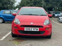 2012 Fiat Punto 1.4 GBT 5d 77 BHP Hatchback Petrol Manual