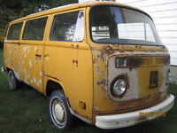 Westfalia pour pieces ou restauration (echange possible)