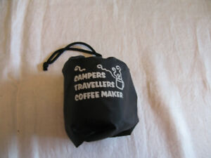NORTH 49 HIKING TRAVELLERS COFFEE MAKER