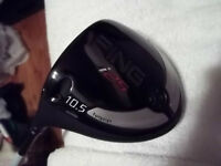 Ping I25 Driver 10.5 with PWR 65 Tour Stiff