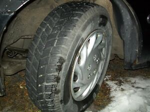 Winter tires as new