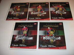 Canadiens Journal de Montréal MotoNeige Majorette