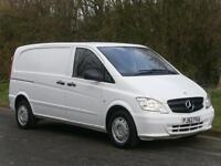 2012(62) Mercedes-Benz Vito 113CDI Euro 5, ONLY 59000miles!!!! FINANCE??