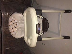 Graco Adjustable Height High Chair