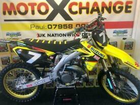 2008 SUZUKI RM 125....£4995....ABSOLUTELY MINT....MOTO X CHANGE