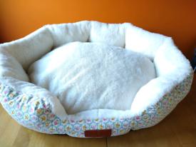 Kath kidston Medium size dog bed.