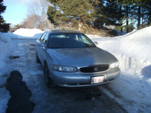 2002 Buick Century Old Lady Driven
