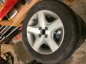 04-05 Civic SI Wheels