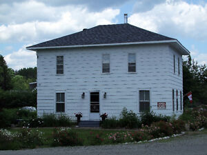 Charming Century-Old House, West Bay, Cape Breton,NS, Canada