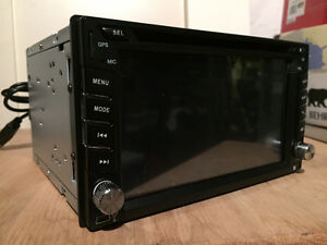 Android Car Stereo Touchscreen 2DIN size WIFI Peterborough Peterborough Area image 1