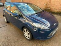 2009 Ford Fiesta 1.4TDCi 1 Owner Fsh Long MOT Aircon CLICK + COLLECT or DELIVERY