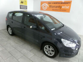 2012 Ford S-MAX 2.0TDCi (140bhp) Zetec ***BUY FOR ONLY £43 PER WEEK***