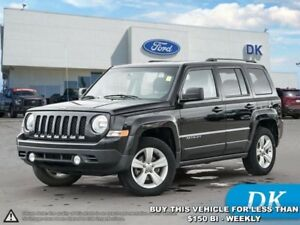 2014 Jeep Patriot North 4WD w/Heated Seats, Remote Starter, and