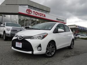 Toyota Yaris SE Hatchback 2015