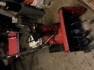 Used Honda HS-80 Snowblower - $300 OBO