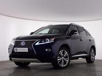 2013 Lexus RX 450h 3.5 Luxury 4x4 5dr