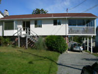 Two Bedroom Upper Suite for Rent -Jul 1st - South Nanaimo