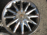 Chrysler Sebring Convertible Chrome Rims (wheels)