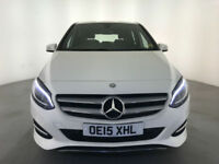 2015 MERCEDES B200 SPORT PREMIUM CDI DIESEL 1 OWNER FROM NEW FINANCE PX WELCOME
