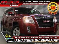 2013 GMC Terrain SLE-1 All-Wheel Drive | Touch Radio | Bluetooth