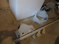 Bruno SRE-2750 Stairlift with Rails. Great shape, lightly used