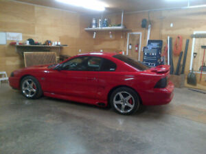 1994 Ford Mustang GT (For Parts)