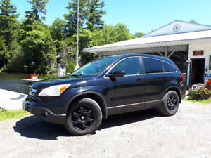 Honda CRV EX-L, AWD, sunroof, leather, 2 sets of rims & tires