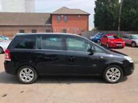 Vauxhall Zafira 1.8i 16v Design - 1 YEAR WARRANTY, MOT & AA FREE