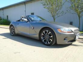 BMW Z4 3.0 ROADSTER CONVERTIBLE FULL LEATHER ELECTRIC SEATS CRUISE CONTROL
