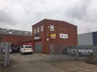 WORKSHOP AND OFFICE SPACE: Armytage Road, Brighouse