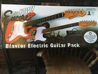 Encore Blaster E6 Electric guitar and amp