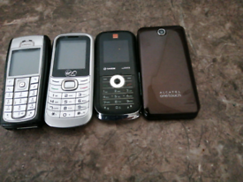 Mobile phone collection