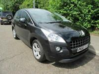 2010 PEUGEOT 3008 CROSSOVER 1.6HDI FAP EGC SPORT DIESEL AUTOMATIC