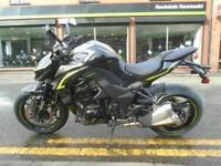 EX DEMO KAWASAKI Z1000 R EDITION. LOVELY HIGH SPEC NAKED. OHLINS