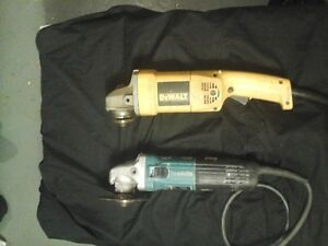 Brand New Dewalt Drill Combo Set and other Used Tools
