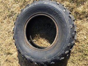 4 dunlop KT121 quad tires