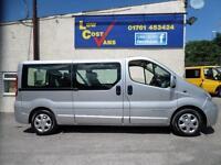 Renault Trafic Ll29 MiniBus 9 Seat Dci 115 NO VAT