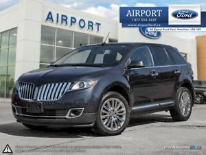 2013 Lincoln MKX AWD with only 108,468 kms