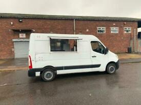 Renault Master 2014REG MWB MOBILE CATERING/COFFE/SANDWICH/PANCAKE VAN FOR SALE