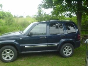 2006 Jeep Liberty special edition