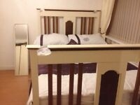 Wood bed ends